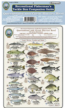 Load image into Gallery viewer, Fish ID Cards - Tackle box collection