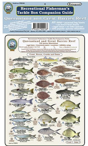 Fish ID Cards - Tackle box collection
