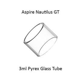 Aspire Nautilus GT 3ml Glass Tube