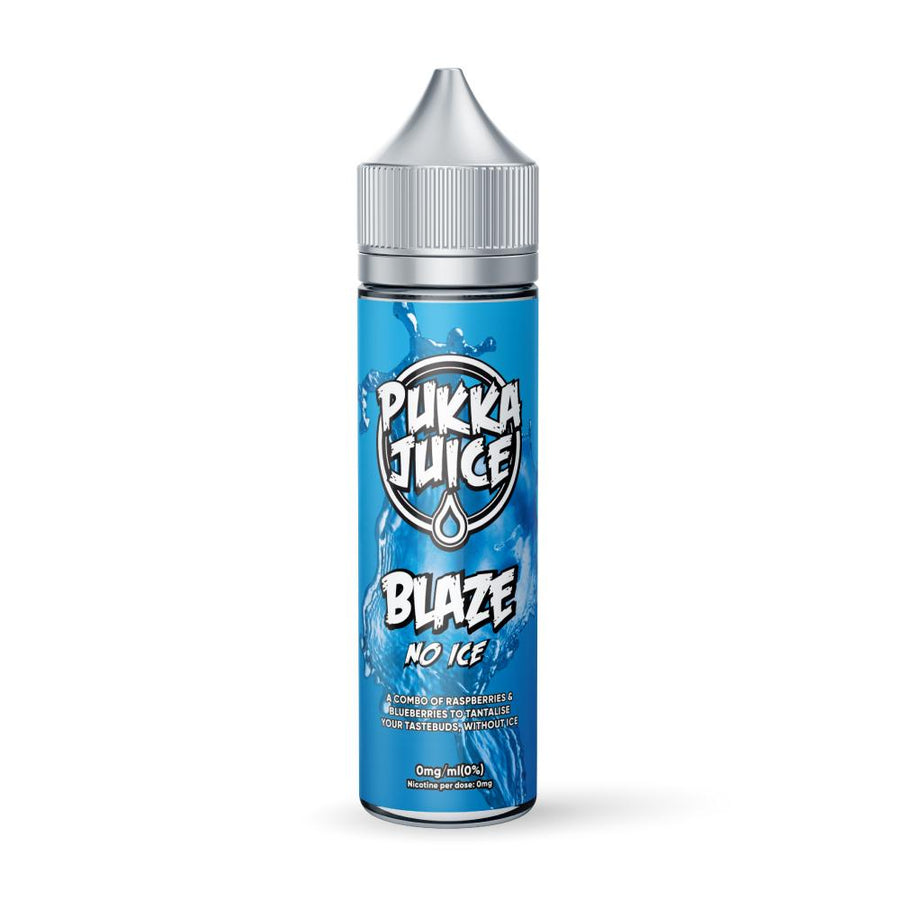 Pukka Blaze No Ice - 10ml Pukka Vape E-Liquid