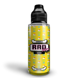 Rad Juice Banana Shake