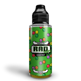 Rad Juice Gummy Fruit Sweets