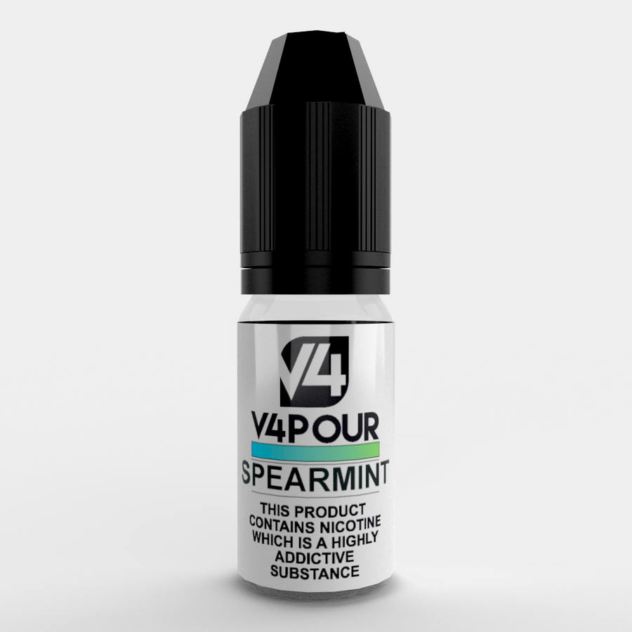 V4 SpearMint - 10ml Vape E-Liquid