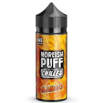 Chilled Mango - 100ml Moreish Puff Vape E-Liquid