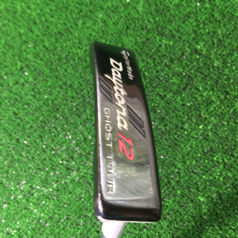TaylorMade Daytona 12 Ghost Tour Putter 35 Inch