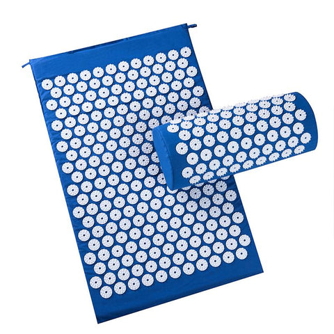 ACUPRESSURE MASSAGER MAT + CUSHION