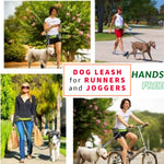 DOG LEASH FOR RUNNERS AND JOGGERS