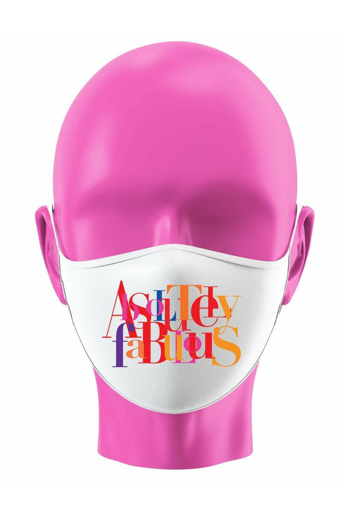 Absolutely Fabulous Mask