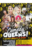 Comedy Queens 2019 Signed Tour Poster
