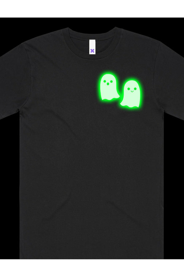 Ghosts (Glow In The Dark) T-Shirt 👻