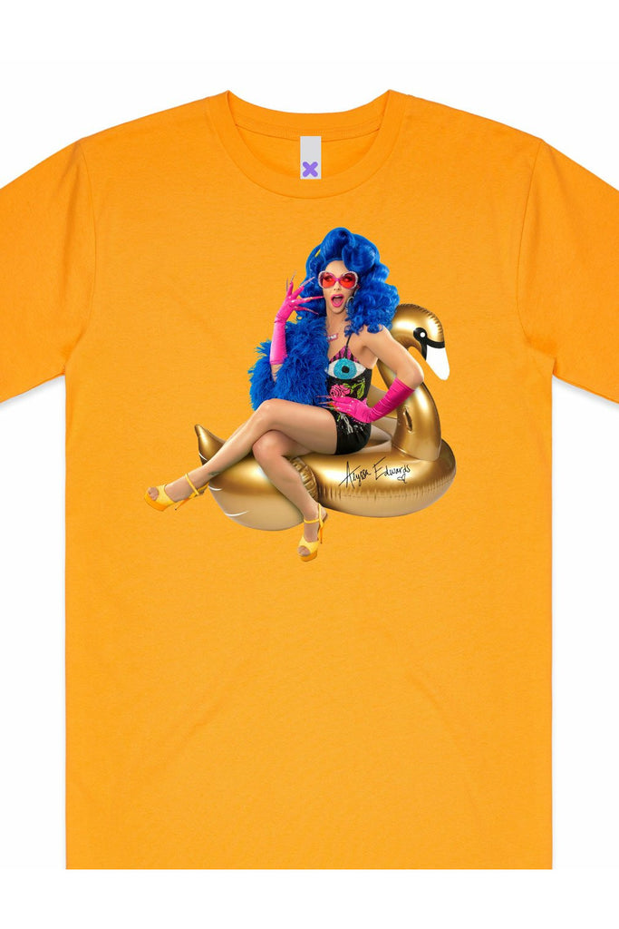 Alyssa Edwards Golden Swan T-Shirt