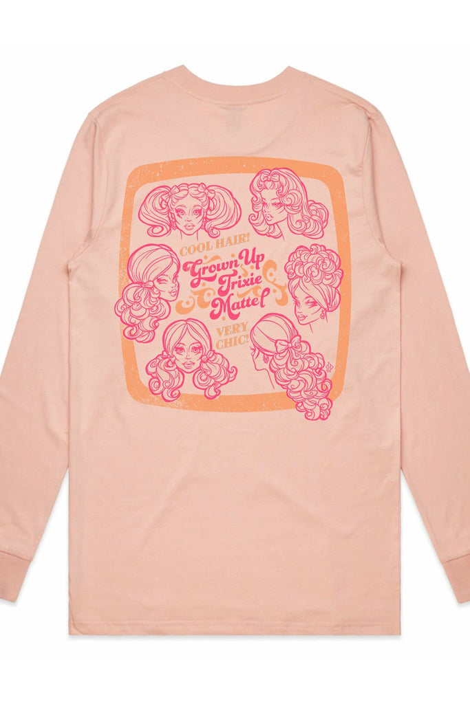 Trixie Grown Up Long Sleeve T-shirt