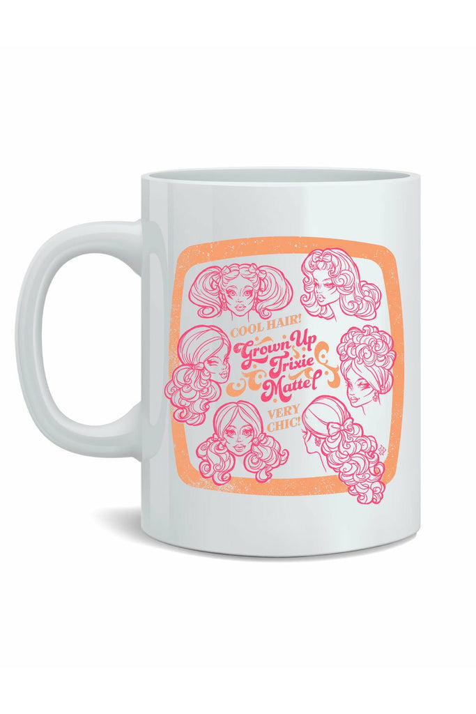 Trixie Grown Up Mug