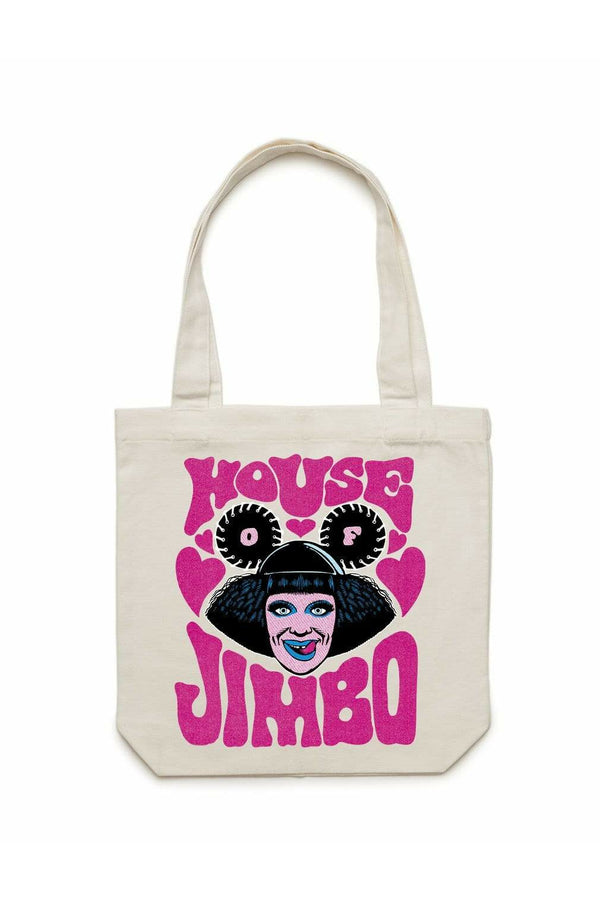 House Of Jimbo Tote Bag