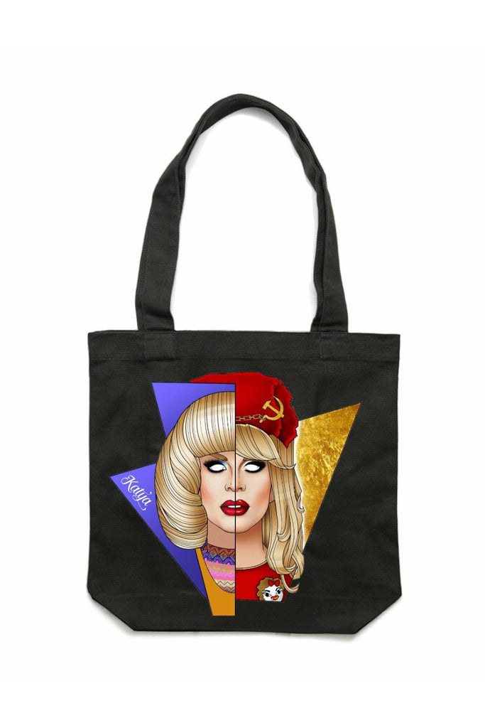 Katya Russian Tote Bag
