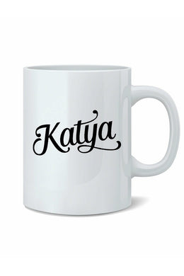 Katya The Face Mug