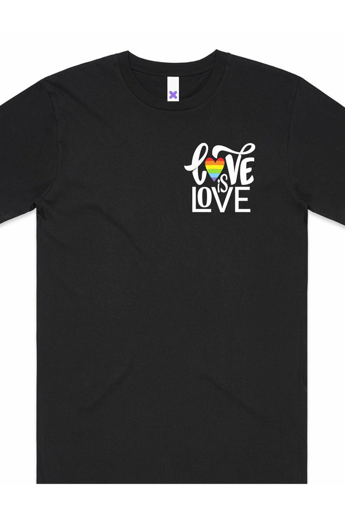 Love Is Love Pride T-Shirt