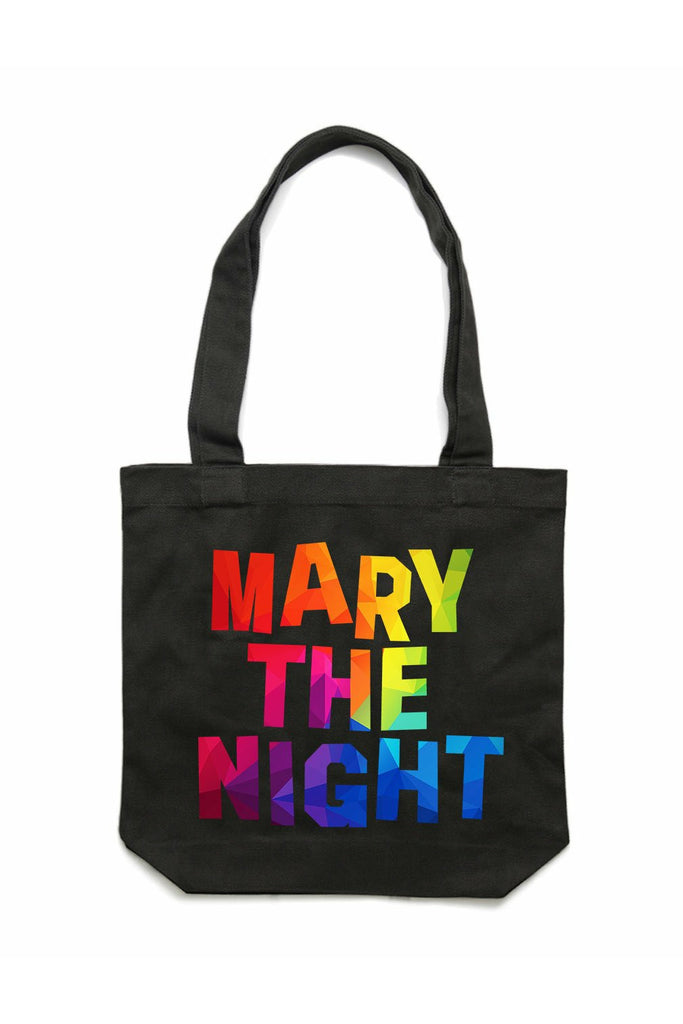 Mary's Poppin Tote Bag