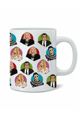 Schitts Cast Mug