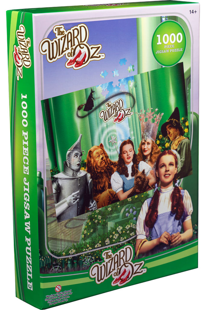 The Wizard of Oz - No Place Like Home Jigsaw Puzzle (1000 Pieces)