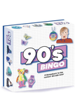 90's Bingo Board Game