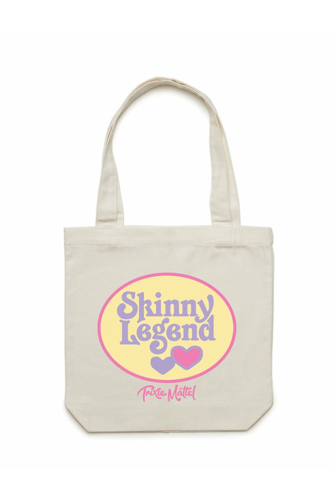 Trixie Skinny Legend Tote Bag