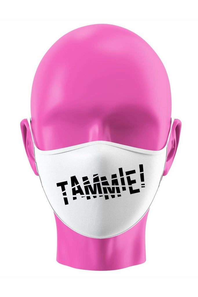 Tammie Brown Logo Face Mask
