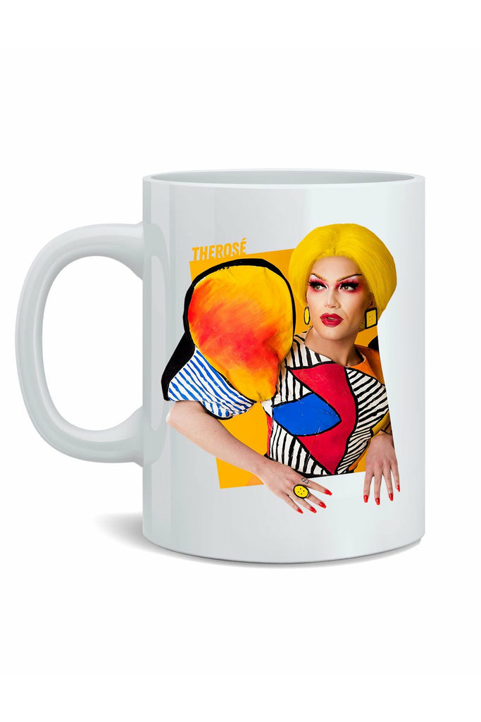The Rosé Living Art Mug