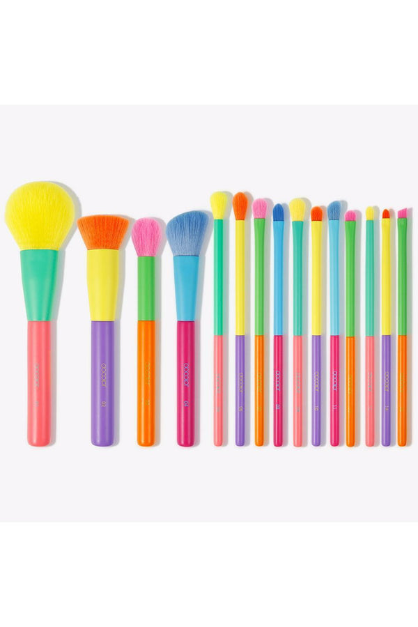 Dream Of Colour 15pce Brush Set