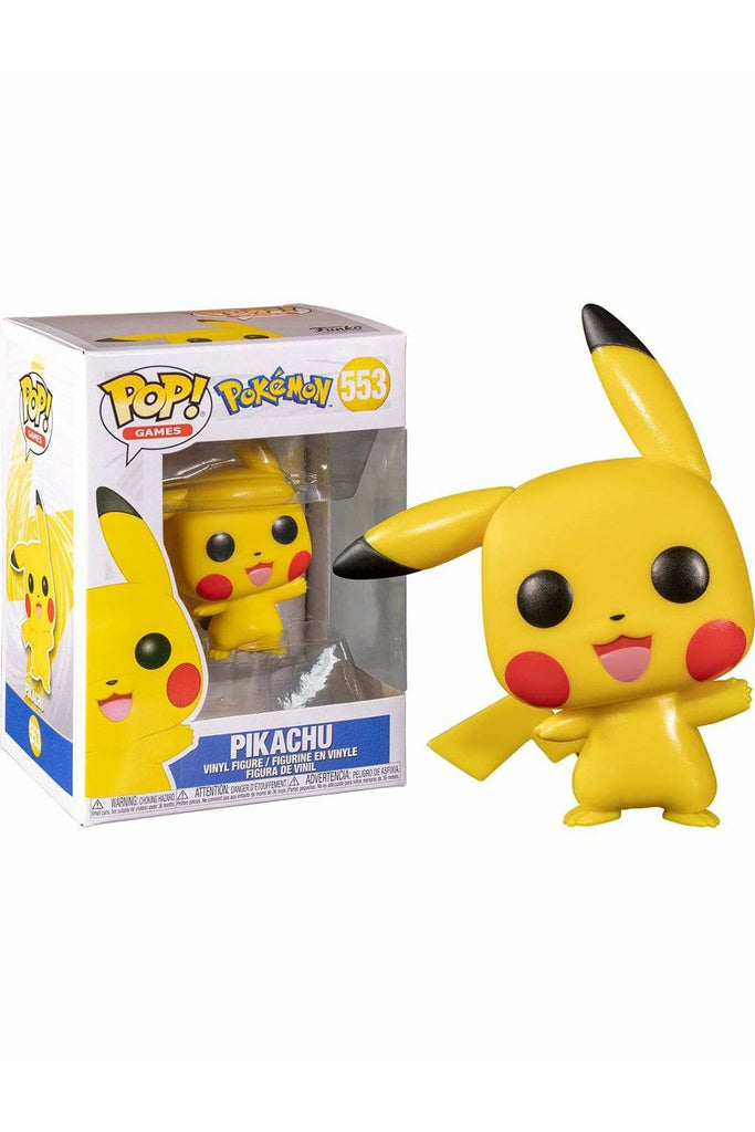 Pikachu Waving POP! Funko