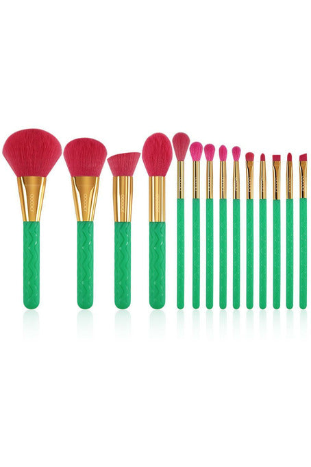 Summer Heat 14pce Brush Set