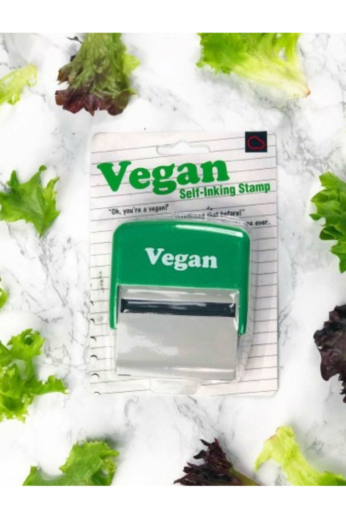 Vegan Stamp