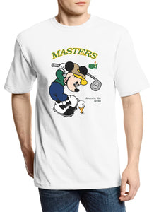"The Masters""Mickey Mouse Club"" Parody Tee"