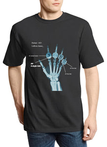 "Lebron Legacy ""X-RAY RINGS"" Tee (Black)"