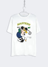 "Load image into Gallery viewer, The Masters""Mickey Mouse Club"" Parody Tee"