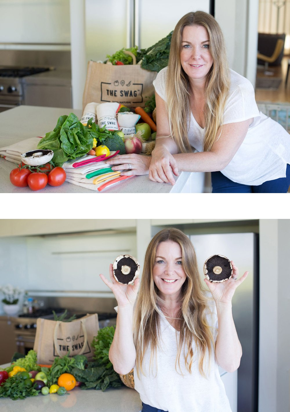 The Swag - Reusable Produce Bags for Vegetables and Fruits