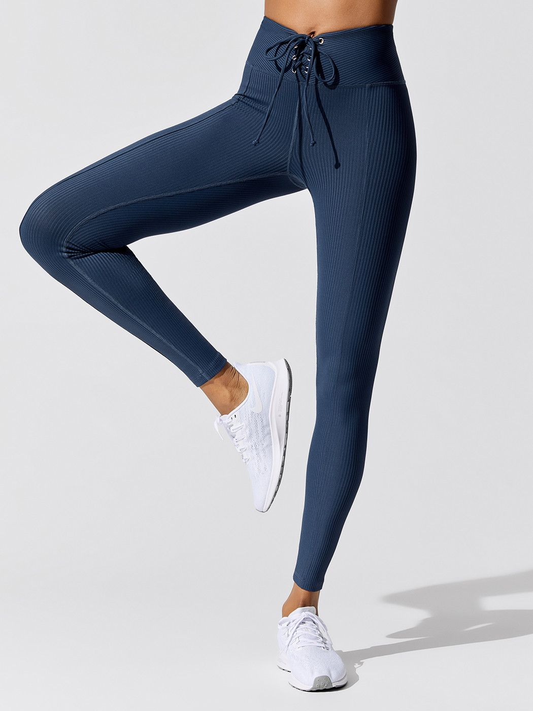 RIBBED FOOTBALL LEGGING