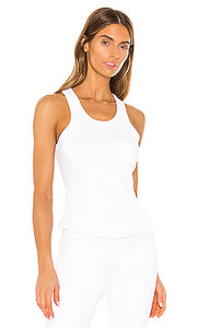 RIBBED SPORTY TANK