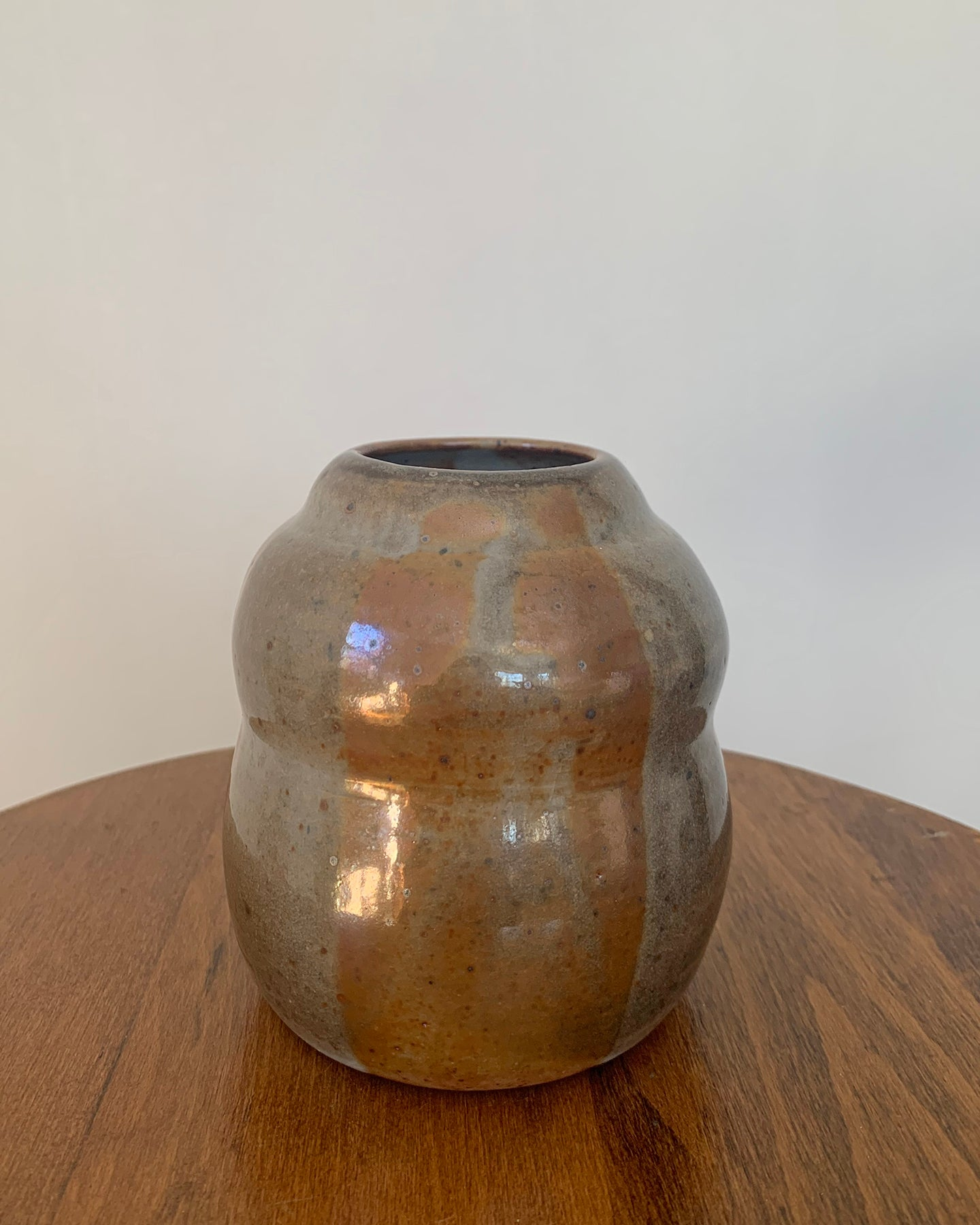 Cocoa Curves Vase No. 2