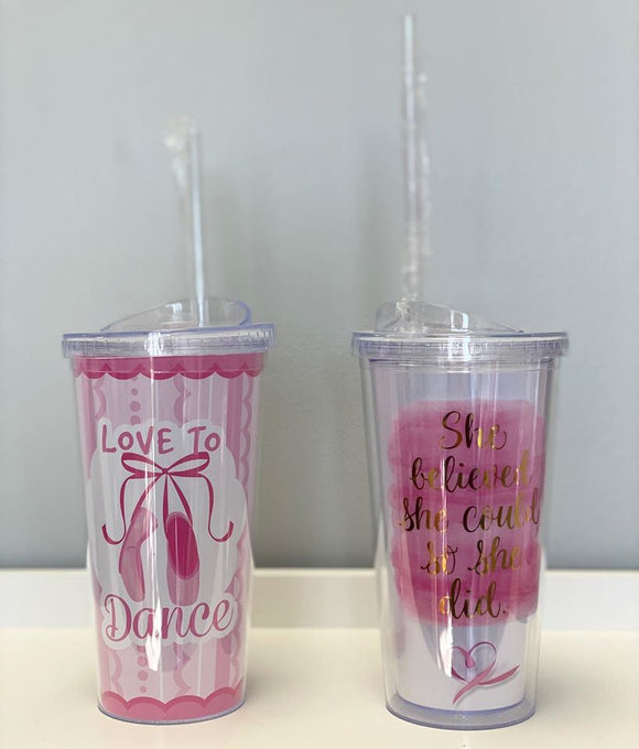 Dance Travel Cup