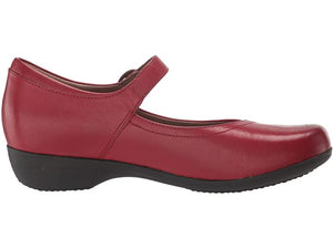 DANSKO FAWNA RED