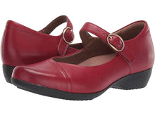 Load image into Gallery viewer, DANSKO FAWNA RED