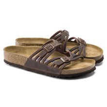 Load image into Gallery viewer, Granada Habana Oiled Soft Footbed