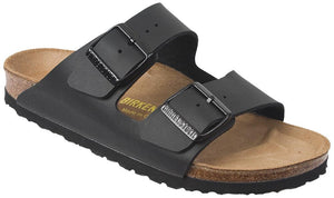 Arizona Black Birkoflor Soft Footbed