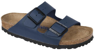Arizona Blue Birkoflor Soft Footbed