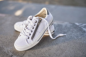 TAOS Z SOUL CANVAS SNEAKER WHITE