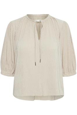 Karlo Blouse in French Nougat