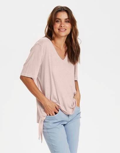 Kary T-Shirt Burnished Lilac