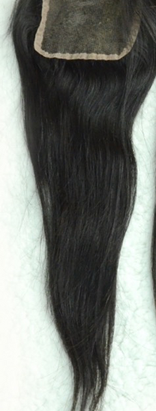 Lace Closure- Brazilian Super Straight 14-24""
