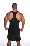 Men's Gainzzz Are Real Tank Top - Black